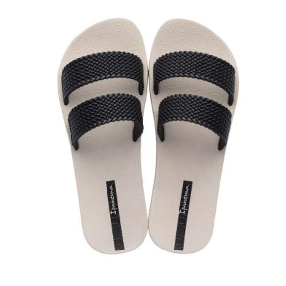 9d78e3c57a3 Ipanema city sandals white black